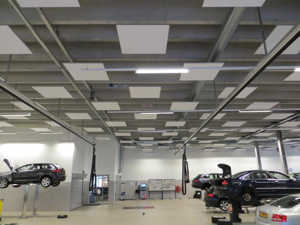 Audi Center Amsterdam 3